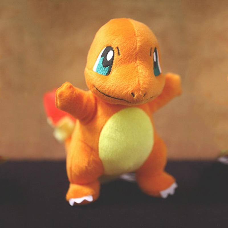 Peluche Pokémon Charmander