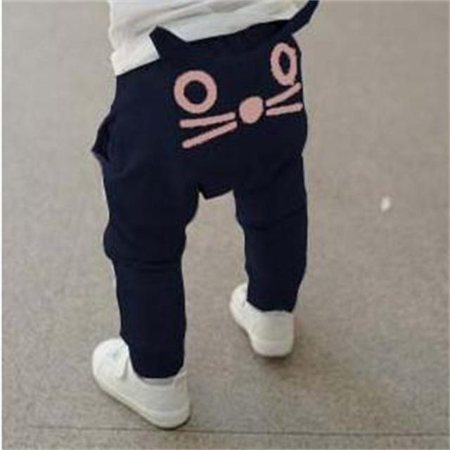 Legging Bébé A Motif Chat