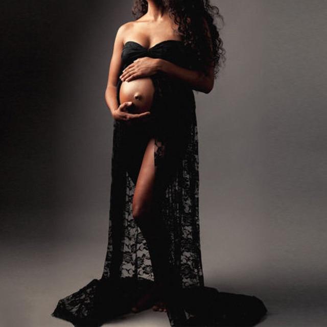 Robe De Maternité Chic