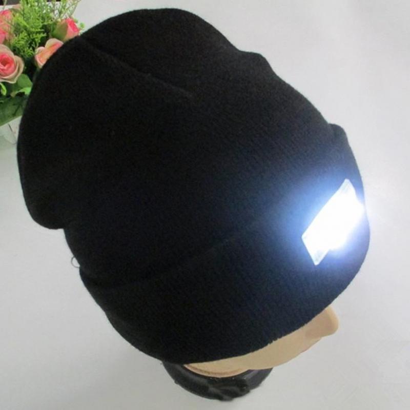 Magnifique Bonnet Avec Led
