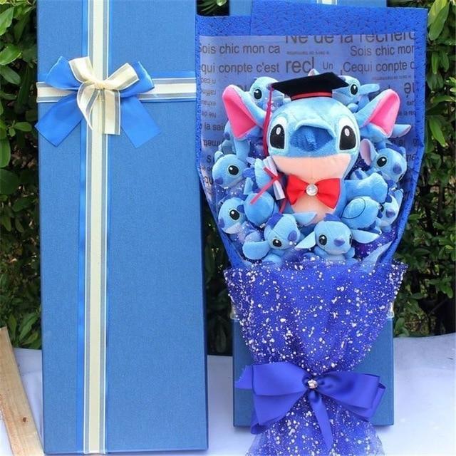 Mignon Bouquet Stitch