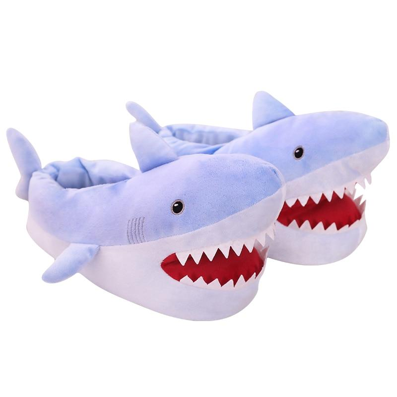 Cute Pantoufles Requin