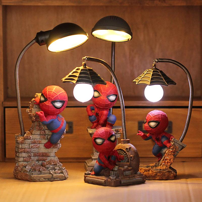 Veilleuse LED Spiderman