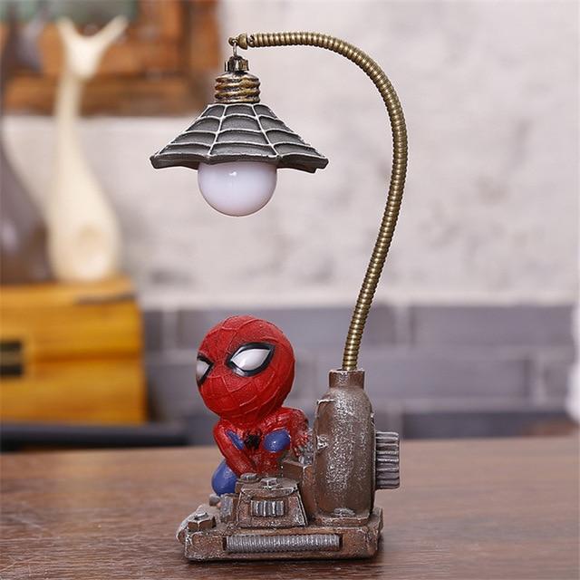 Veilleuse LED Spiderman