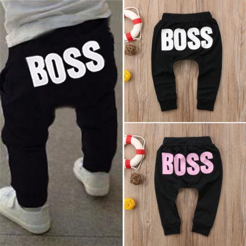 Pantalon Bébé A Imprimé