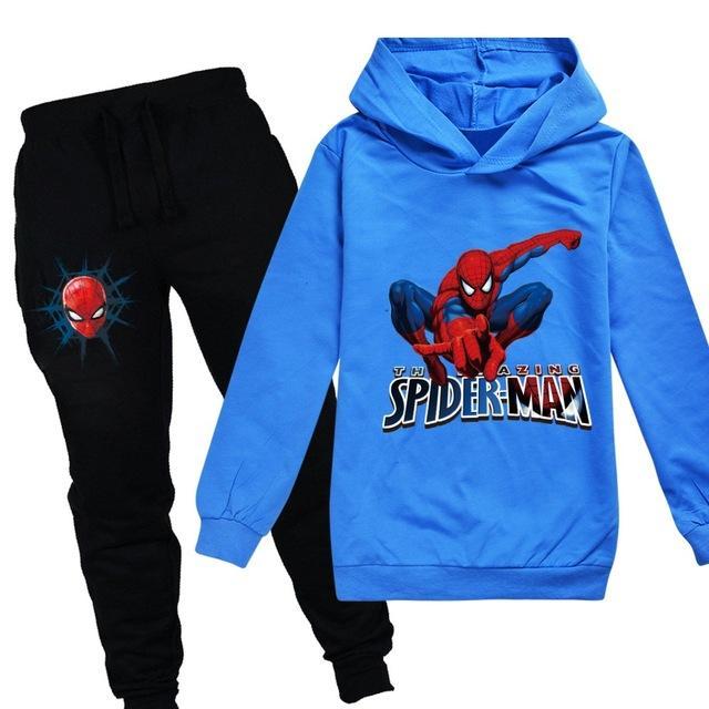 Survêtement Spiderman Pour Enfant